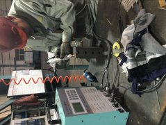 电火花堆焊修复机修补铸铁模具